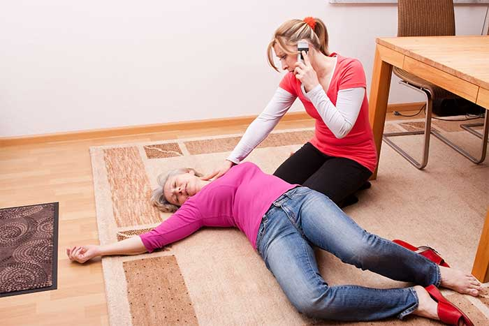 Basic Life support for adults